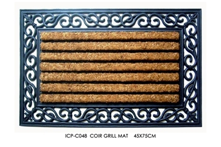 Picture for category Rubber-Backed Coir Mats